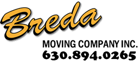 Breda Moving Company, Roselle, Illinois